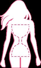 Forma corpului clepsidra
