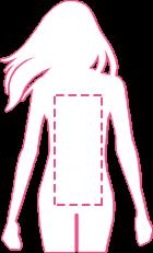 Forma corpului dreptunghi