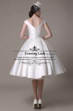 rochie de mireasa tafta 3920560551b