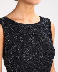 rochie cocktail party rochie de craciun rochie de revelion Dress Black 5GAHH6O39170202 m