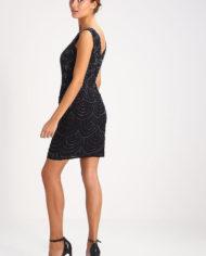 rochie cocktail party rochie de craciun rochie de revelion Dress Black 5GAHH6O39170202 n l