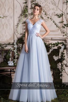 rochie de seara lunga bleo ciel rochie de banchet rochie de bal rochie de nunta rochie de botez sposa dell amore 2018 ed 017