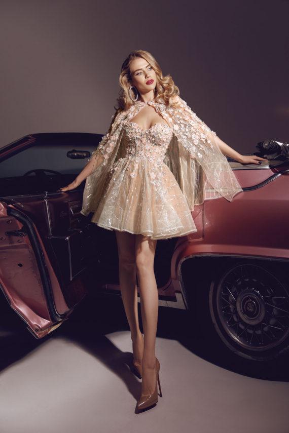 rochie cocktail rochie exclusivista rochie cununie civila rochie banchet rochie bal v18 08 sposa 5