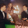 rochie de seara eleganta din paiete roz sposa doua piese rochied e bal rochie de banchet sposa dell amore v18 10 32