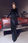 rochie bleomartin paiete catifea v18 19 sposa dell amore
