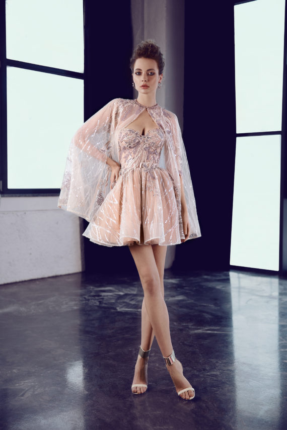rochie cocktail scurta rochie cununie civila rochia banchet rochie de bal ed 18 20 sposa dell amore 5