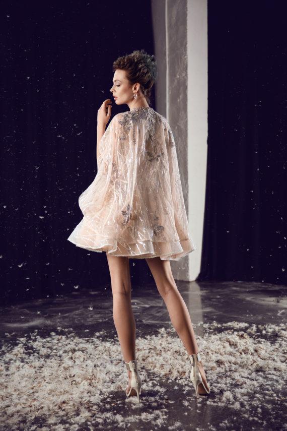 rochie cocktail scurta rochie cununie civila rochia banchet rochie de bal ed 18 20 sposa dell amore 7