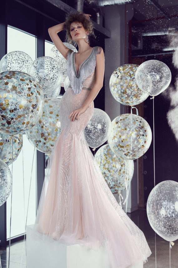 rochie de seara sposa rochie de seara franjuri dantela aplicatii ivory 2018 sirena rochie de bal rochie de ocazie ed 18 02 6