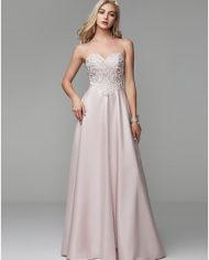 rochie bal rochia banchet roz deschis rochie satin rochie printesa cristale top 1527682612646