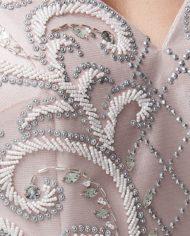 rochie bal rochia banchet roz deschis rochie satin rochie printesa cristale top 1527682612646 94