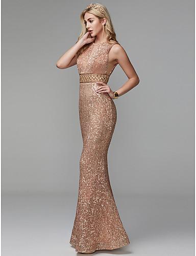rochie de bal rochie banchet aurie paiete cristale rochie de ocazie speciala rochie de seara rochie glamour 1527682696378 9