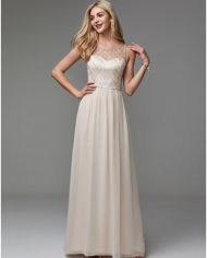 rochie de bal rochie de banchet rochie sampanie ivory sifon rochie eleganta de ocazie 1527683160698 9