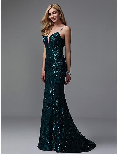 rochie de seara eleganta broderie paietata verde glamour rochie soacra rochie mama miresei 1528457156155 6