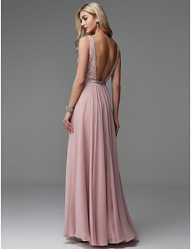 rochie de seara roz pudra rochie mama miresei rochie soacra rochie nasa 1527682771389 2