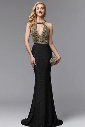 rochie eleganta de seara rochie de lux rochie eleganta de lux neagra cristale glamour sposa dell amore 671725