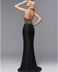 rochie eleganta de seara rochie de lux rochie eleganta de lux neagra cristale glamour sposa dell amore 671725 5