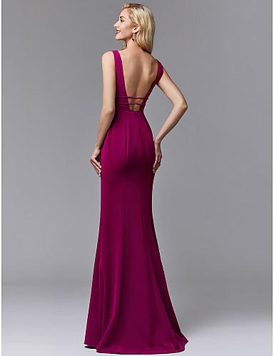 rochie eleganta fucsia rochie de seara rochie banchet rochie nasa rochie bal 06553517 evening look by sposa dell amore 2