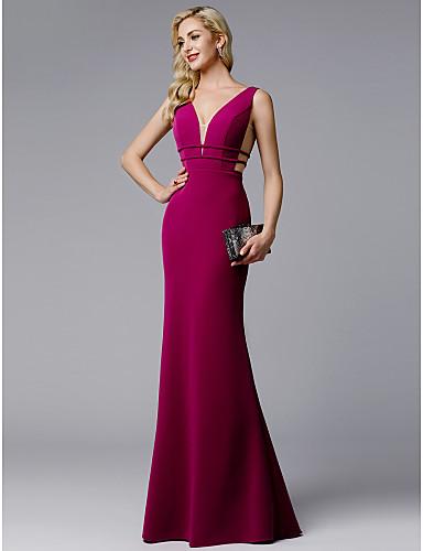 rochie eleganta fucsia rochie de seara rochie banchet rochie nasa rochie bal 06553517 evening look by sposa dell amore