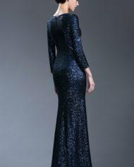 02181305h rochie de seara paiete bleomarin eleganta rochie mama