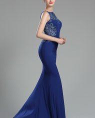 36174705f 36174705a rochie eleganta de lux aplicatii elastica spate decolatat rochie de seara