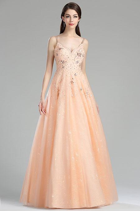 36180410c rochie de bal banchet rochie eleganta de seara rochie somon printesa