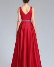 d36181802fd36181802 rochie rosie eleganta satin rochie de bal rochie red carpet rochie soacra mama miresei a
