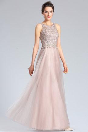 d36182446a rochie mama miresei rochie soacra rochie tul cristale roz deschis rochie bal banchet