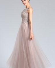 d36182446e d36182446a rochie mama miresei rochie soacra rochie tul cristale roz deschis rochie bal banchet
