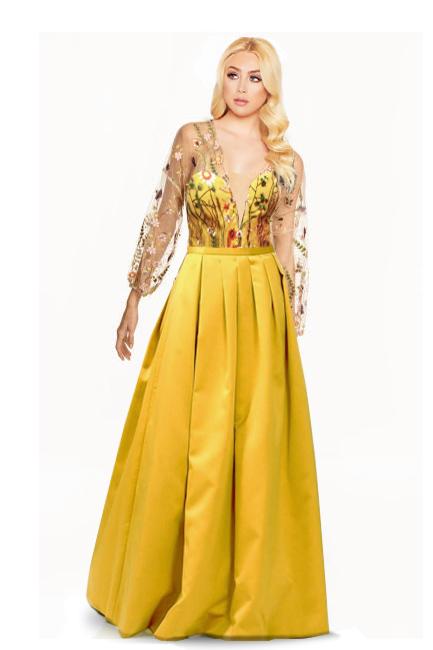 Rochie De Seara Sposa 211082018 Rochii Elegante De Lux