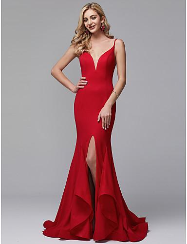 rochie de seara rosie rochie bal rochie banchet rochie eleganta de seara 06664646