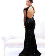 rochie de ocazie paiete neagra rochie sposa dell amore rochie unicat maneci rochie bal rochie de banche65t 12062018 l