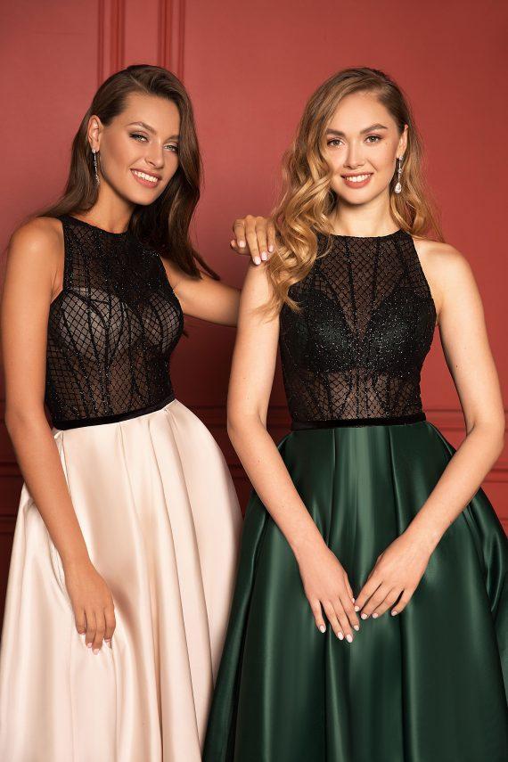 rochie-cocktail-rochie-petrecere-rochie-tafta-bal-banchet-roz-verde-negru-ed19-14-5