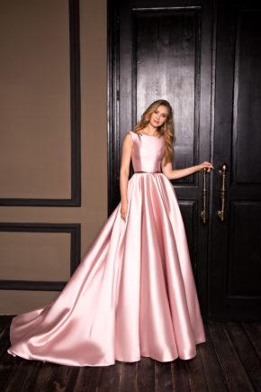 rochie-de-bal-roz-tafta-rochie-printesa-rochie-de-ocazie-rochie-de-seara-v19-21369A9858